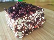 raw snacks cravings chocolate