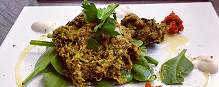 Zucchini Fritters