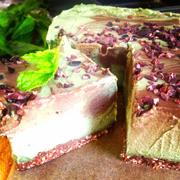 Chocomint Cheesecake