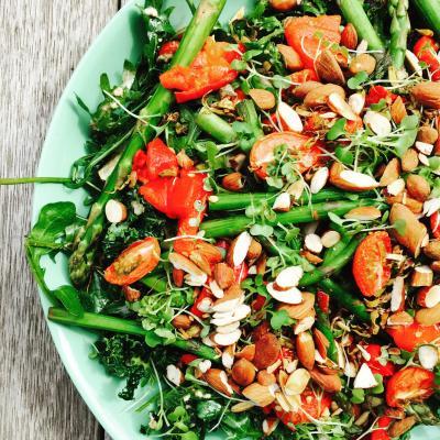 Raw Ambition Plant Based Salads