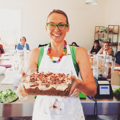 raw food classes melbourne geelong
